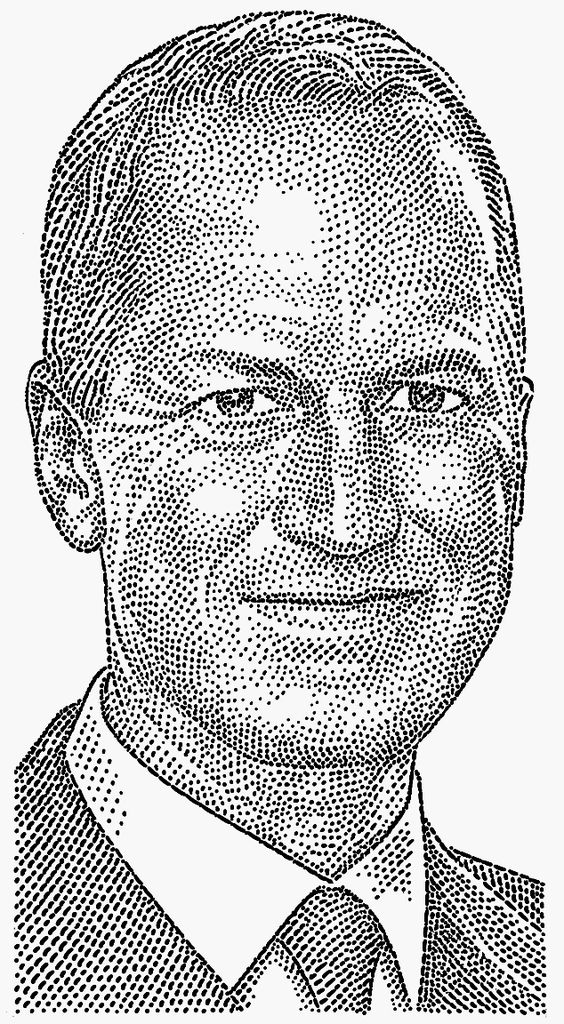 Kevin Sprouls - Stippling